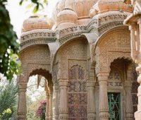 imágenes de Detalles arquitectónicos de construcciones en India