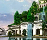 Imágenes de jardines de babilonia