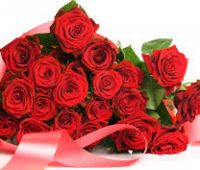 Fotos de ramos de rosas rojas