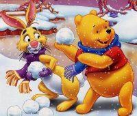 Imágenes de winnie pooh en navidad