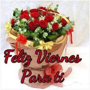 Feliz viernes para ti