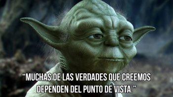 Frases del Maestro Yoda