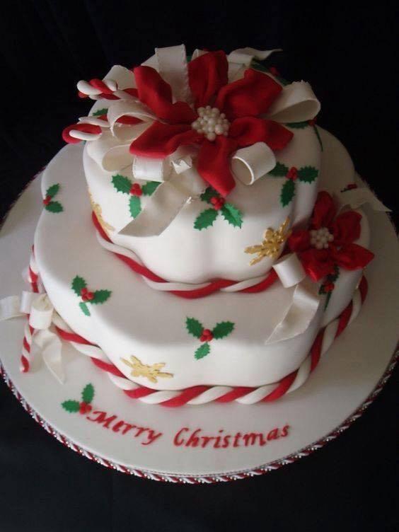 Unos ricos pasteles navideños para que los prepares a tu familia
