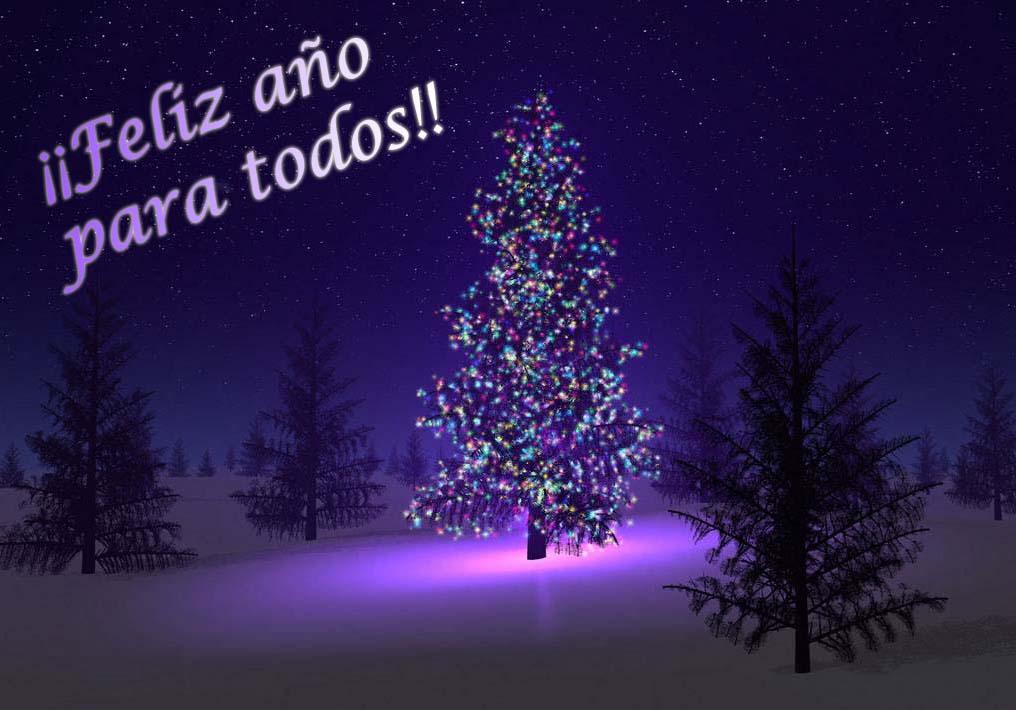 Imágenes de feliz año nuevo para todos mis amigos
