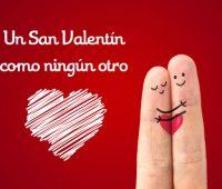 Mensajes de Feliz San Valentin para mi novio