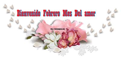 Imágenes De Bienvenido Febrero Mes Del Amor Descargar