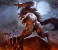 Imágenes del hombre lobo