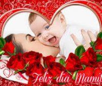 Imágenes de rosas rojas para mi madre