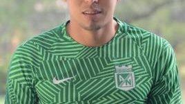 DANIEL EDUARDO BOCANEGRA ORTIZ, lateral derecho