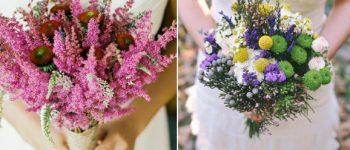 Imágenes de arreglos florales para bodas bonitos