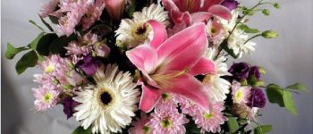 Imágenes de tipos de ramos de rosas para novia lindos