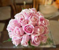 Imágenes de tipos de ramos de rosas para novia