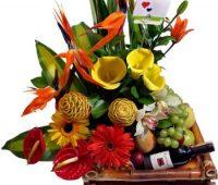 Imágenes de arreglos florales para papá