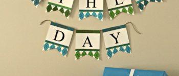 Imágenes de decoración para el dia del padre bonitos