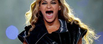 Beyoncé sin dientes