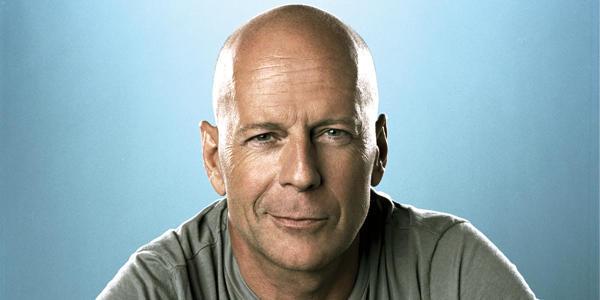 Bruce-Willis es un famos pelon