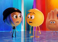 Imágenes de Emoji la película animada