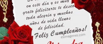Imágenes de Feliz Cumpleaños Alejandra para dedicar