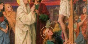 Imágenes de Jesús con marta y maria para compartir