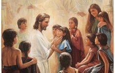 Imágenes de Jesús con niños para descargar