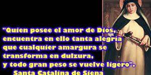 Imágenes de Santos católicos con frases cristianas