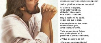 Imágenes de cristo Jesús con frases cristianas