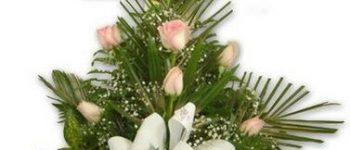 Imágenes de flores para un difunto bonitas