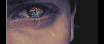 Imágenes de personas tristes con lagrimas en los ojos