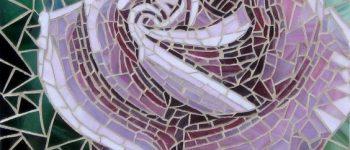 Imágenes Mosaicos de rosas para descargar