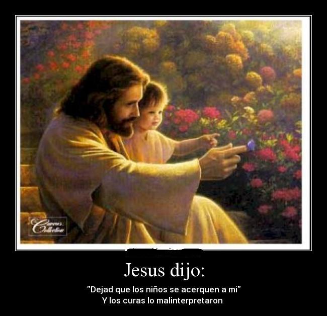 Imágenes De Jesús Con Niños Y Frases Descargar Imágenes Gratis