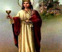 Imágenes de santos católicos famosos