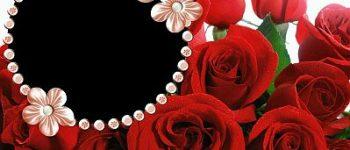 Tarjetas con flores para editar gratis