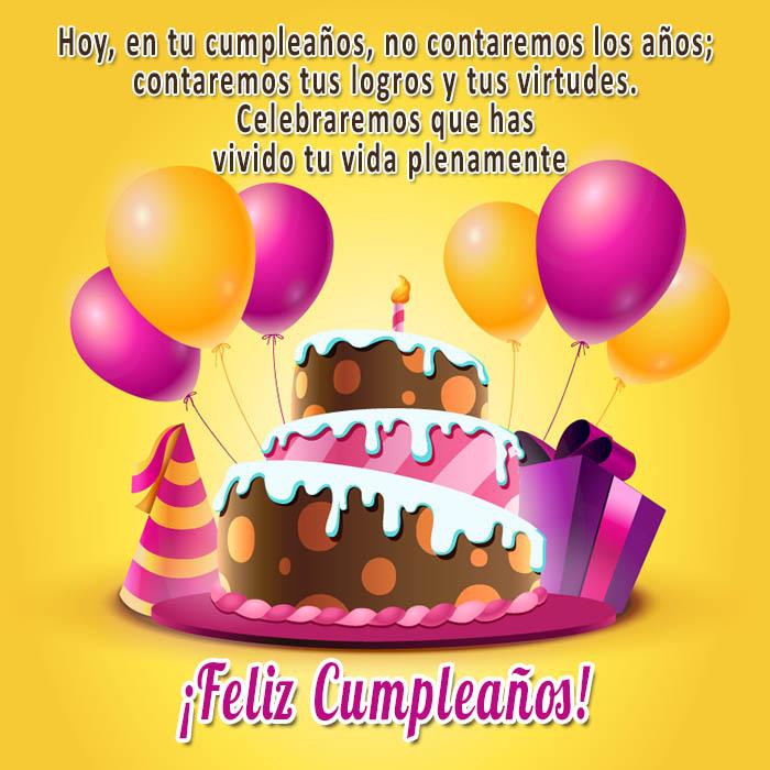 Tarjetas de feliz cumpleaños para un amigo | Descargar imágenes gratis
