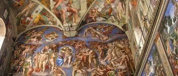 Imágenes de las pinturas de miguel ángel para compartir