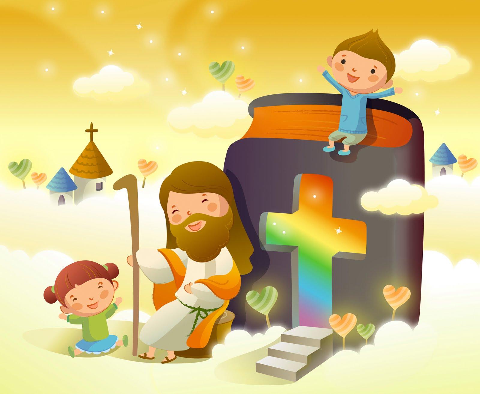 Imágenes De Jesús Para Niños Descargar Imágenes Gratis
