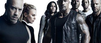 los personajes de rapido y furioso 8 Vin Diesel, Dwayne Johnson y Michelle Rodriguez
