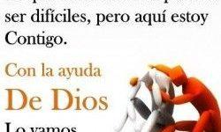 Imágenes con frases de ayuda cristianas
