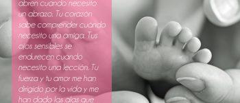 Imágenes con frases para una madre