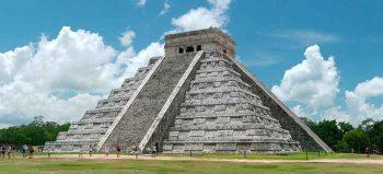 Chichén-Itzá de mexico