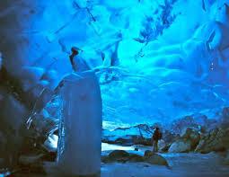 Cuevas de hielo de Mendenhall