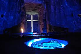 El Templo de sal de Zipaquirá