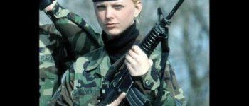 Imágenes de mujeres militares hermosas