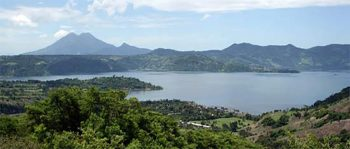 Lago Ilopango