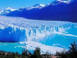 Los masivos glaciares de Tierra del Fuego