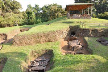 Parque Antiguo de Tierra adentro