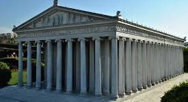 El templo de artemisa una maravilla del mundo antiguo