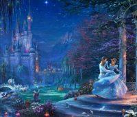 Paisajes románticos de fantasía