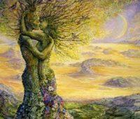 Imágenes de amor de fantasía romántica