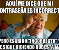 Memes de abuelitas