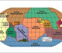 Cuales son las placas tectónicas principales